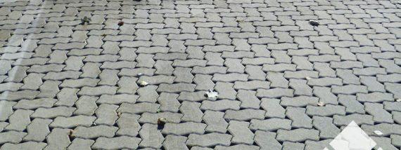 Come si posano i masselli di un pavimento autobloccante